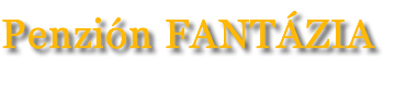 logo Penzión Fantázia