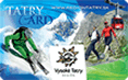Tatry Card 2014 vs